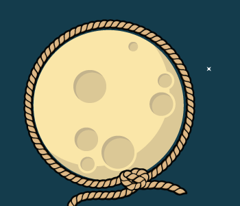 lasso-around-the-moon