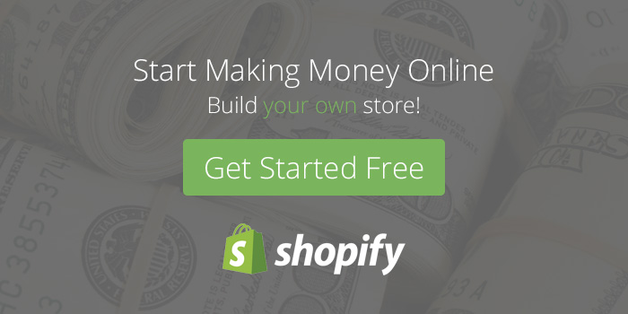 Start Making Money on Shopify