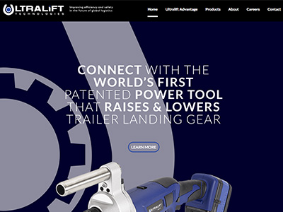 Ultralift Technologies Website